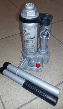 Hydraulický zvedák JH-2A, 2t
