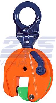 Vertikální svěrka CU-H 1 t, 0-25 mm - 1