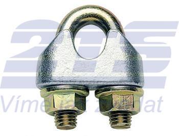 Lanová svorka DIN 1142, průměr 13 mm