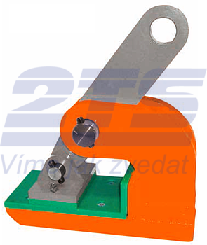 Horizontální svěrka NMHW 6 t, 0-50 mm - 1