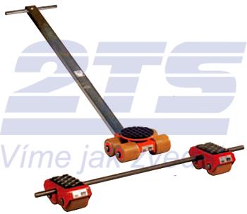Transportní kazetový vozík JUNG JL/JF 6t