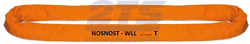 Jeřábová smyčka  RS 25t, 1,5m užitná délka