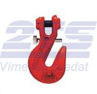 Zkracovací hák s vidlicí a pojistkou ZHVPE průměr 13 mm GAPA313, třída 8 - 1