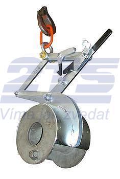 Svěrací kleště na kruhové profily SKR 1000kg, 500mm - 1