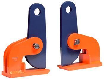 Horizontální svěrka CHL 6 t, 0-100 mm, pár - 1