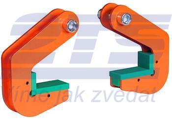 Horizontální svěrka CPH 6 t, 50 mm, pár - 1