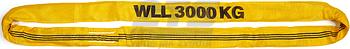 Jeřábová smyčka  RS 3t,2m GAPA, užitná délka