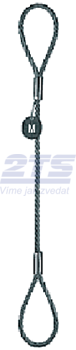 Oko-Oko lanové průměr 18mm, délka 4,5m