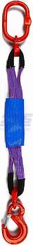 Oko-hák textilní HB, nosnost 1t, délka 2m, GAPA
