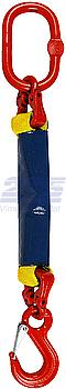 Oko-hák textilní RS, nosnost 3t, délka 3m, GAPA - 1