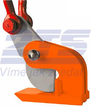 Horizontální svěrka DHW 6t, 0-50 mm - 1