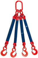 4-hák textilní RS, nosnost RS 5t, délka 3m - 1/2