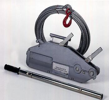Lanový napínač CSZ 3,2 t, bez lana - 1