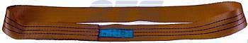 Plochý pás nekonečný dvouvrstvý HBE2 12t,5m, užitná délka - 1