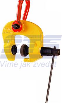 Šroubovací svěrka SCCW 3 t, 0-60 mm - 1