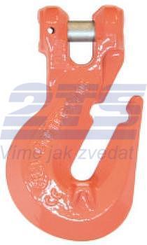 Zkracovací hák s vidlicí ZHV průměr 13 mm, třída 10 - 1