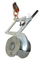 Svěrací kleště na kruhové profily SKR 2500kg, 800mm - 1/3