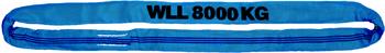 Jeřábová smyčka  RS 8t,4m, užitná délka - 1