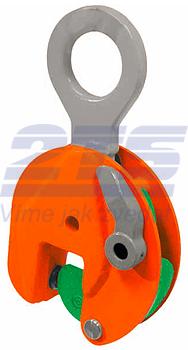 Vertikální svěrka VCEW-H 4,5t, Extra-Hart, 0-45 mm - 1