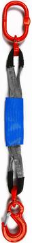 Oko-hák textilní HB, nosnost 4t, délka 1m, GAPA