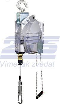 Balancér 9431 (Tecna), nosnost: 15-20 kg, 3000 mm - 1