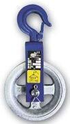Zednická kladka Z500/A s hákem bez krytu - 1