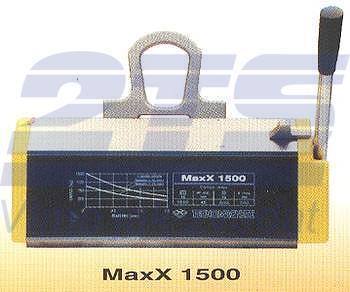 Permanentní břemenový magnet MaxX 1500, nosnost 1500 kg - 1