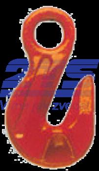 Zkracovací hák s okem ZHOE průměr 26 mm GAPA, třída 8 - 1