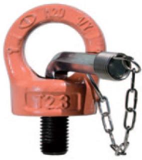 Šroubovací variabilní bod s montážním klíčem RSHVSX M12x18, nosnost 750 kg, tř.10 - 1