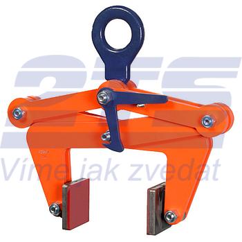 Svěrací na zvedání bloků CBKN 3t, 350-500mm - 1