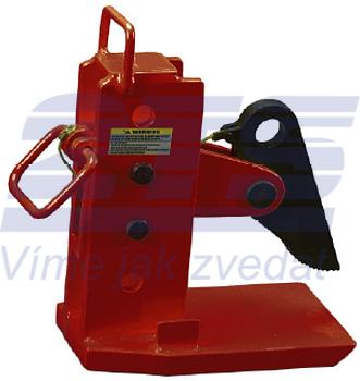 Horizontální svěrka CHHKV 3 t, 0-180 mm - 1