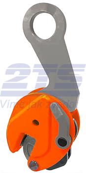 Nosníková svěrka BKW 1 t, 0-15 mm vertikální - 1