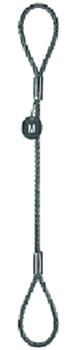 Oko-oko lanové průměr 18mm, délka 1 m