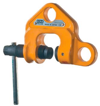 Šroubovací svěrka WF 2 t, 3-45 mm - 1