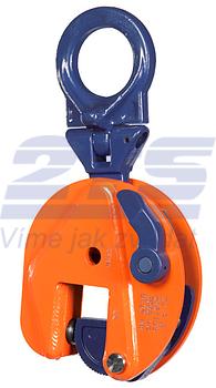 Vertikální svěrka CUE 1 t, 0-25 mm - 1