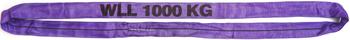 Jeřábová smyčka  RS 1t,3m, užitná délka - 1