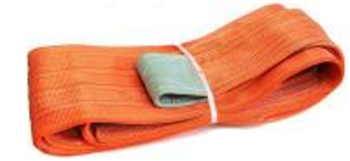 Plochý pás s oky dvouvrstvý HB2 10t,6m - 1