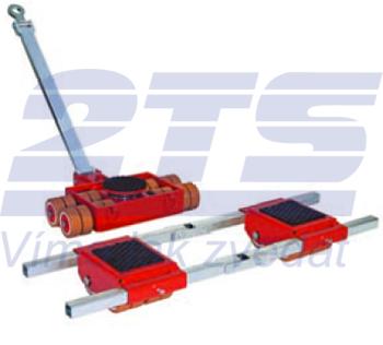 Transportní kazetový vozík JUNG JL/JF 45t