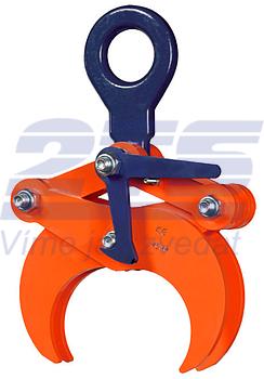 Svěrací kleště CRK 2t, 219-368 mm - 1