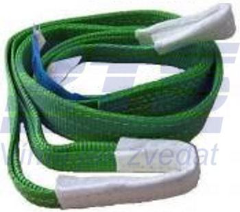 Plochý pás s oky dvouvrstvý HB2 2t,0,5m - 1