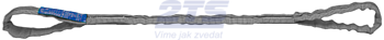 Jeřábová smyčka s oky RSO 4t,6m