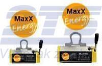 Permanentní břemenový magnet MaxX 300 Energy, nosnost 300 kg - 1