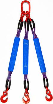 3-hák textilní HB, nosnost HB 1t, délka 4m, GAPA