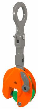 Vertikální svěrka VEMPW-H 4,5t, Extra-Hart, 0-45 mm - 1