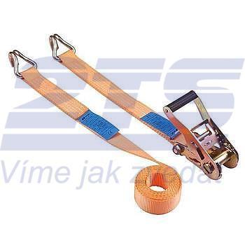 Upínací pás dvoudílný UP2 5t/2,5t, 5m GAPA - 1