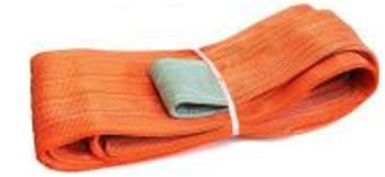Plochý pás s oky dvouvrstvý HB2 10t,2,5m - 1