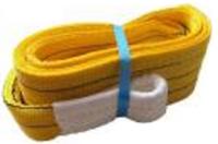 Plochý pás s oky čtyřvrstvý HB4 6t,4m, šíře 90mm - 1/3
