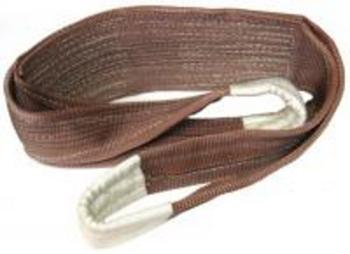 Plochý pás s oky dvouvrstvý HB2 6t,2m - 1