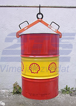 Nosič sudů vertikální NSV, nosnost 500kg, pr.600mm - 1