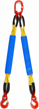 2-hák textilní HB, nosnost HB 3t, délka 1,5m, GAPA